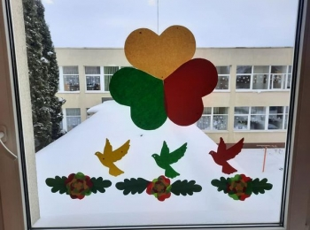 "Vasario 16 – oji Kalvarijos vaikų lopšelyje-darželyje ,,Žilvitis"""